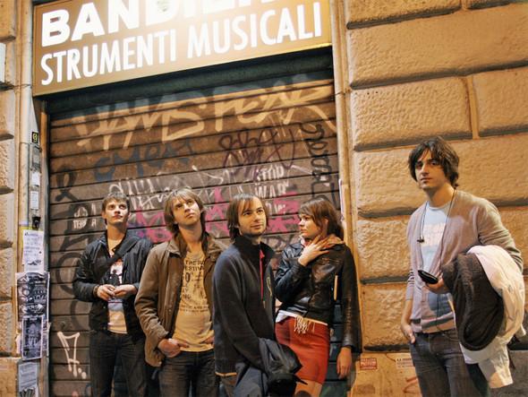 Мы записали Рим в альбоме. Изображение № 3.