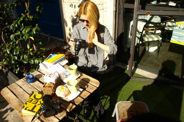 Кафе Benigni. Изображение №48.
