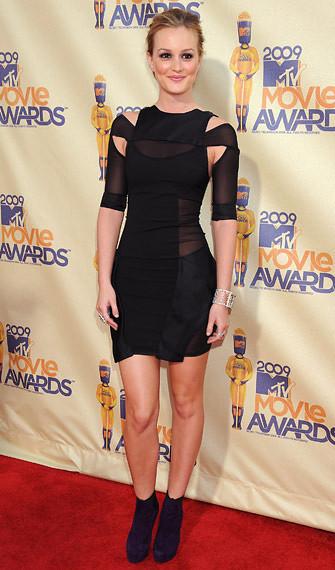 Наряды сMTV Movie Awards 2009. Изображение № 7.