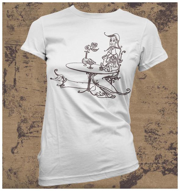 Изображение 31. Принтовые футболки.. Изображение № 31.