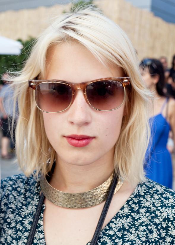 Пестрые рубашки и темные очки: Посетители фестиваля Sonar 2012. Изображение № 17.