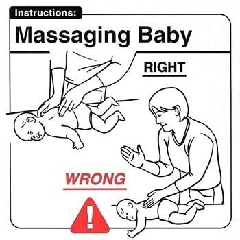 Инструкция поэксплуатации младенца. Изображение № 16.
