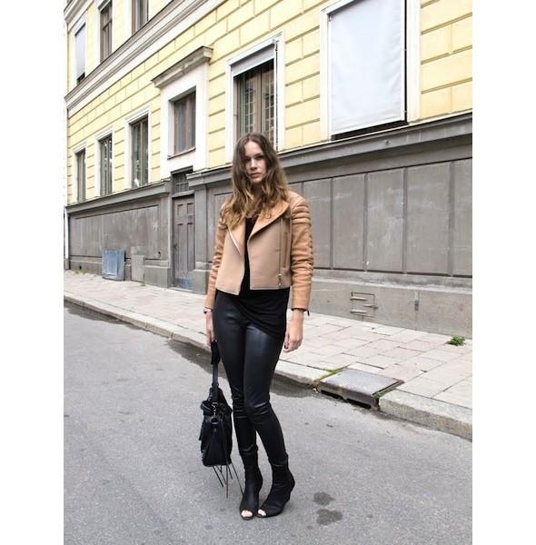 Луки с недель моды в Копенгагене и Стокгольме. Изображение № 35.