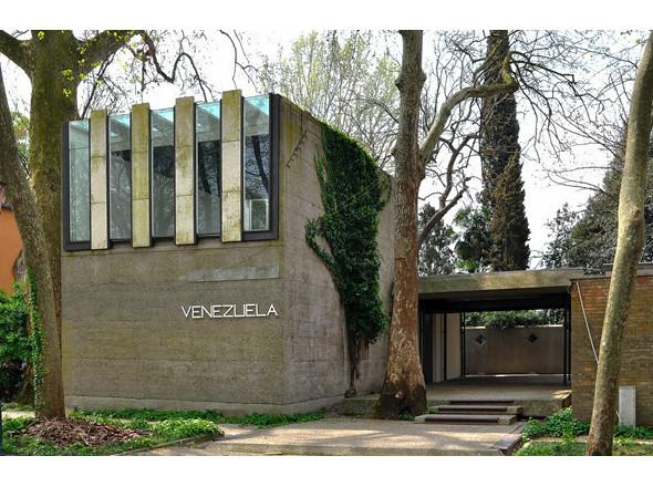 Павильон Венесуэлы, архитектор Карло Скарпа, 1956г.. Изображение № 12.