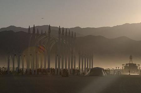 """Фестиваль """"Burning Man! """" вНеваде. Изображение № 8."""