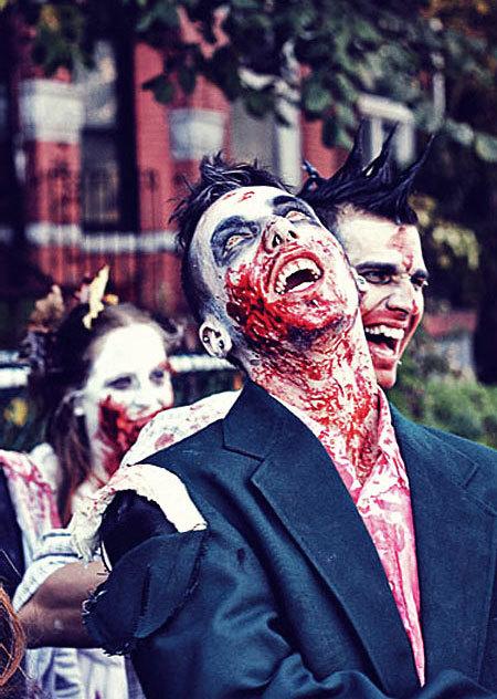 Zombie Walk. Изображение № 17.
