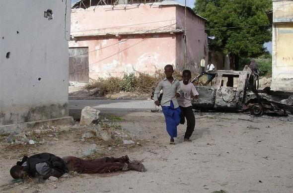 Сомали: война вфотографиях. Изображение № 10.