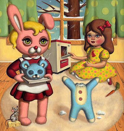 Художница-иллюстратор AnaBagayan. Изображение № 14.