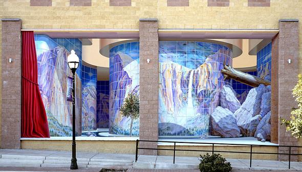 3D-маскировка городских стен от Джона Пью. Изображение № 11.