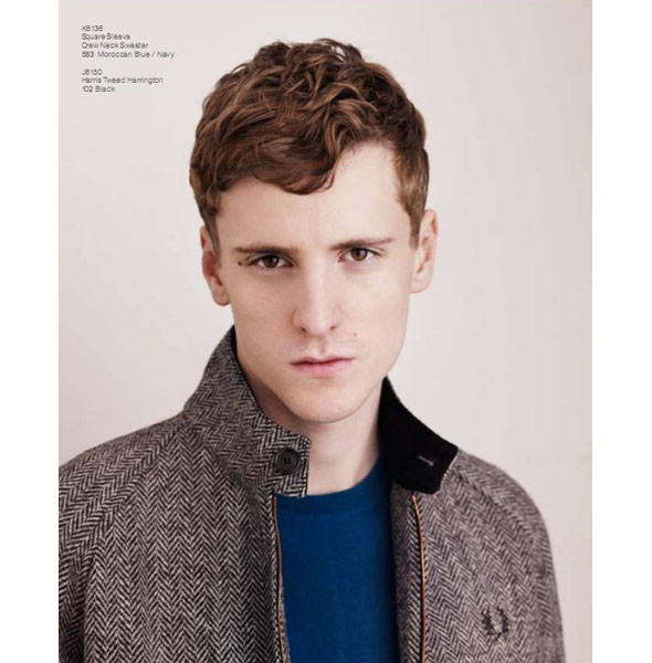 Fred Perry FW 2010. Изображение № 6.