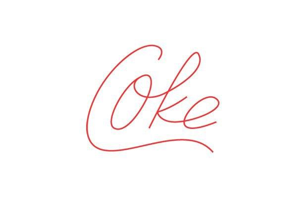 Логотипы популярных брендов перерисовали тонкими линиями. Изображение № 9.