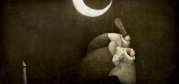 Luis Gabriel Pacheco - художник-иллюстратор. Изображение № 25.
