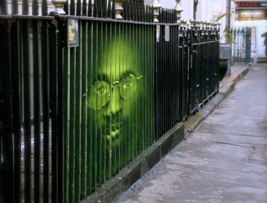 Troy Davis на улицах Лондона. Изображение № 1.
