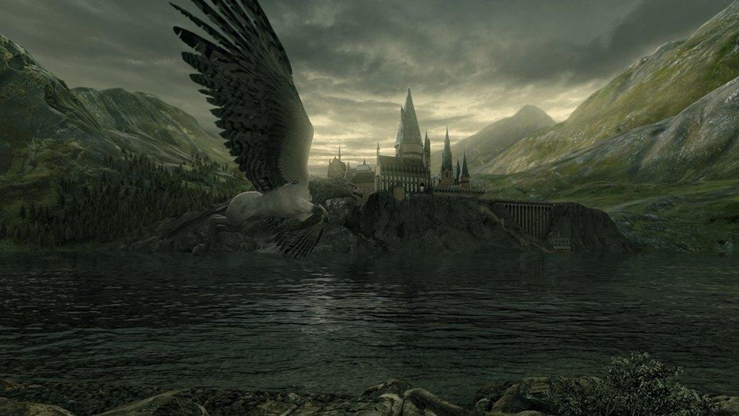 Как будет выглядеть парк аттракционов вселенной «Гарри Поттера». Изображение № 15.