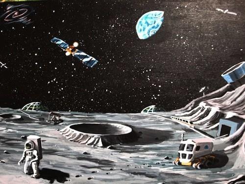 Lunar ArchPrize. Изображение № 10.