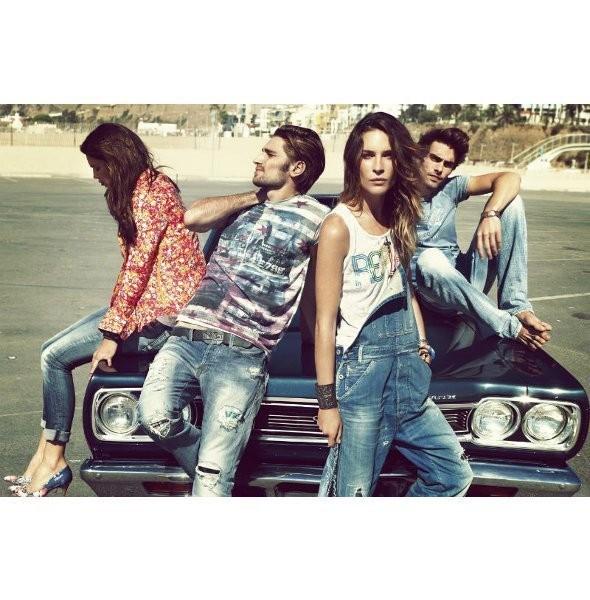 Изображение 33. Рекламные кампании: H&M, Mango и другие.. Изображение № 28.