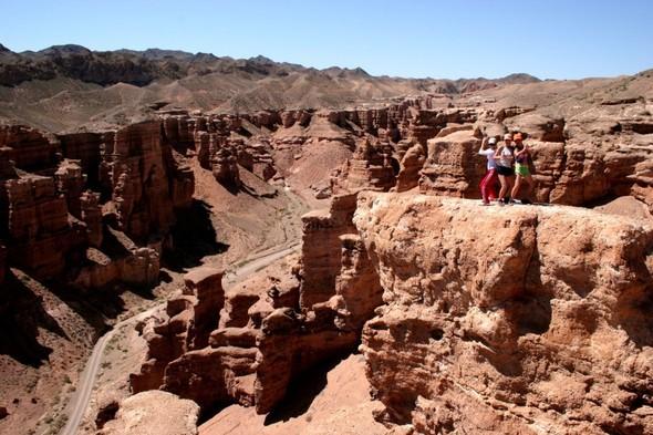 Чарынский каньон. Изображение № 2.