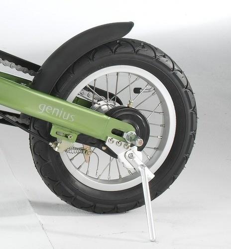 Складные велосипеды GENIUS. Изображение № 10.