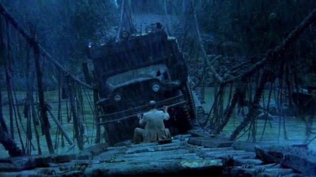 Сценарист Джерри Дугган (игра Sunset Overdrive). Кадр из фильма «Колдун» Уильяма Фридкина. Изображение № 14.