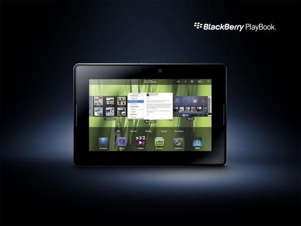 Blackberry Playbook. Изображение № 8.