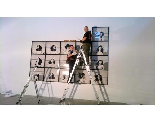 Как это устроено: Как искусство перевозят через границу и монтируют в выставки. Изображение № 28.