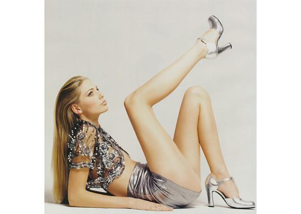 Съёмка из Harper's Bazaar, 1995 . Изображение № 144.