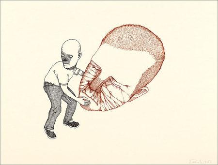 Фиктивная анатомия Джона Кейси. Изображение № 1.