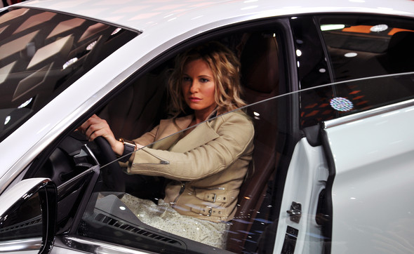Natalia Freidina at 82nd Geneva International Motor Show. Изображение № 24.