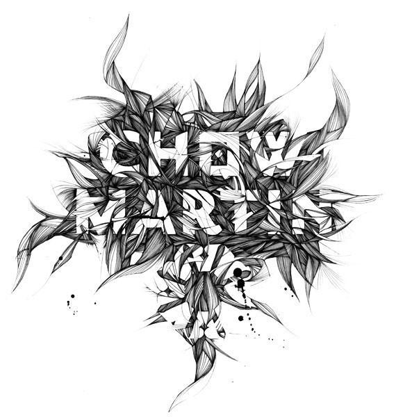 Креатив виллюстрациях отChow Martin. Изображение № 1.