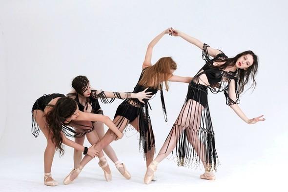 Кампания: Балерины для Bliss Lau FW 2011. Изображение № 1.