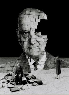 Gilbert Garcin – черно-белые истории. Изображение № 9.