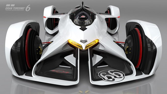 Chevrolet создала суперкар для Gran Turismo. Изображение № 11.