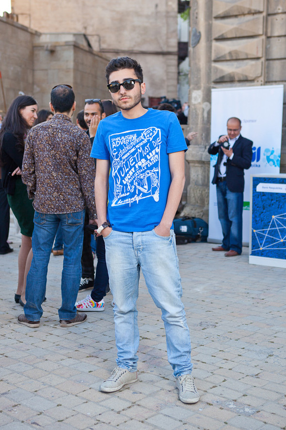 Baku Street Fashion | Spring 2012. Изображение № 28.