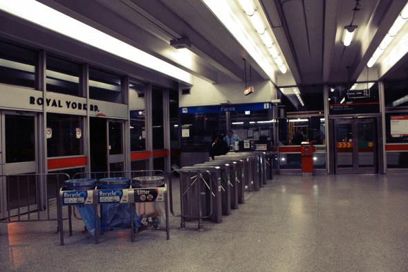 Торонтовская подземка. Изображение № 10.
