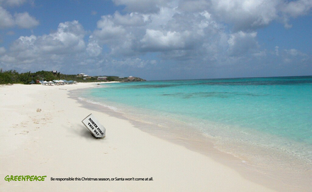 Greenpeace ads. Изображение № 8.