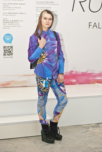 Aurora Fashion Week (2012) - Looks. Изображение № 13.