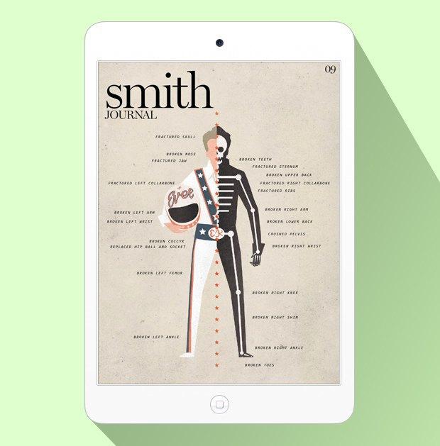 Что читать: 10 iPad-журналов на каникулы. Изображение № 5.