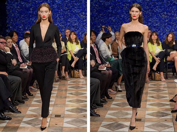 Кутюр в деталях: Первая коллекция Рафа Симонса для Dior. Изображение № 22.