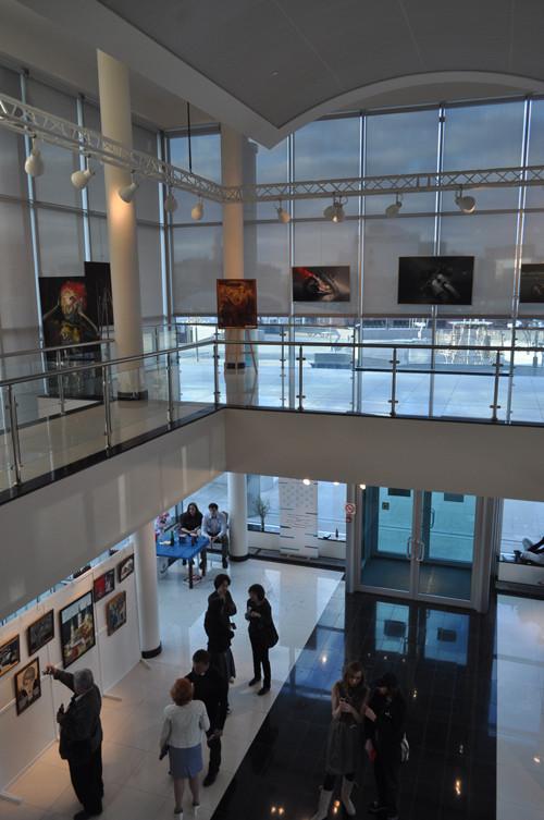 """Галерея """"Black Dog gallery. Красные Холмы"""". Проект MODE VISION 2012. Изображение № 3."""