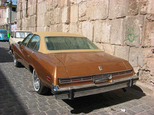 Ретро-автомобили в Сирии. Изображение № 4.
