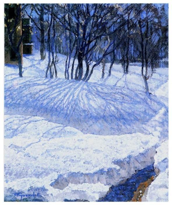 Скончался российский художник Андрей Курнаков. Изображение № 24.