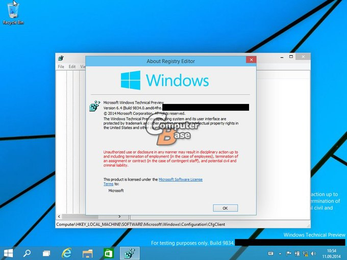 В Сеть «утекли» два десятка скриншотов Windows 9. Изображение № 12.