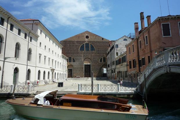 10 главных проектов Венецианской архитектурной биеннале. Изображение № 20.