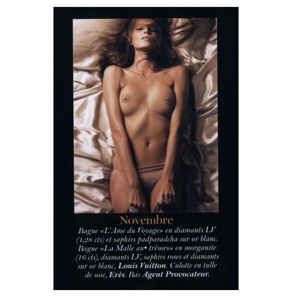 Полная версия календаря французского Vogue на 2011 год. Изображение № 11.