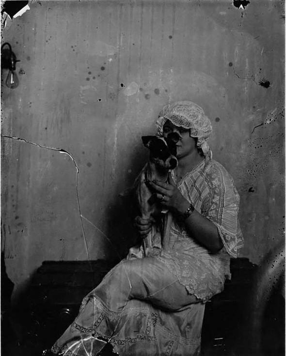 Фотосессия жриц любви 1912 года. Изображение № 24.
