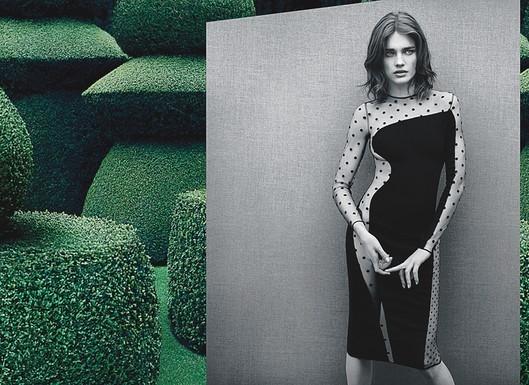 Превью кампаний: Hermes, Stella McCartney и Versace. Изображение № 2.