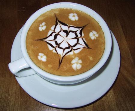Latte Art. Изображение № 2.