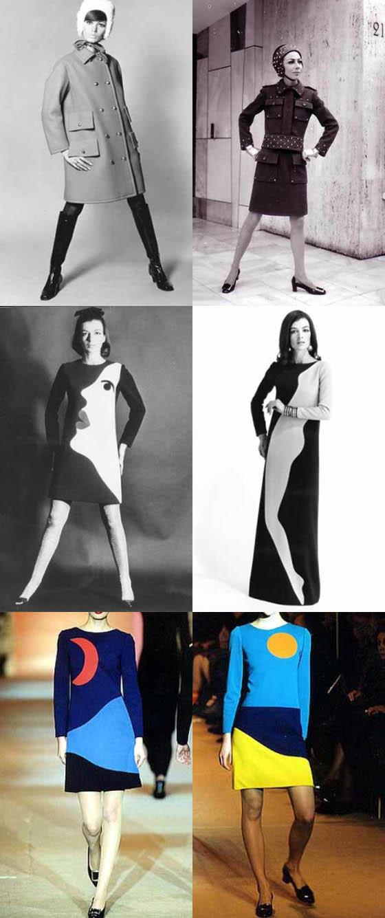 Архив: коллекции Yves Saint Laurent 1962-1999. Изображение № 6.