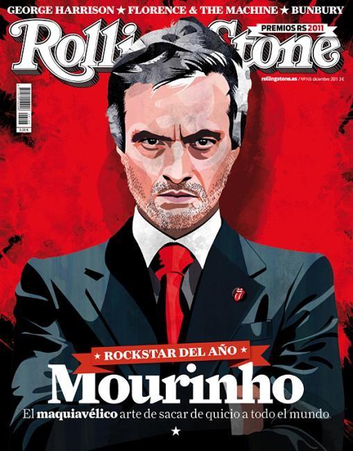 Самые красивые обложки журналов в 2011 году. Изображение № 126.