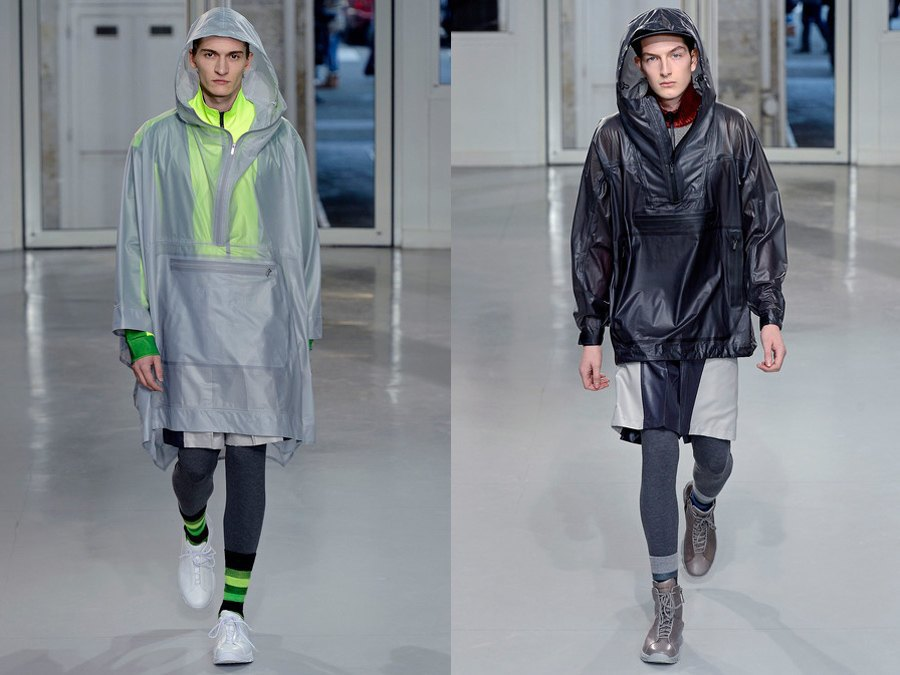 Paris Fashion Week:  День 2. Изображение № 17.